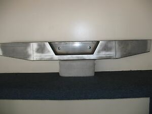 Ford Full Size Truck Rear Bumper F 150 F 250 F 350 1973 1998