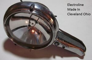 Electroline Emergency Spot Lamp Vintage Would Be Cool For The Rat Rod