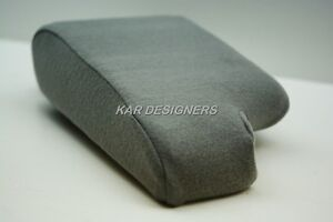 Armrest Cover Protection For 00 06 Ford Ranger W Cup Holder Ctr Console Gray