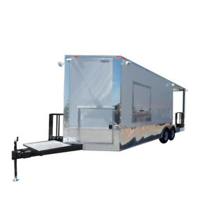 Concession Trailer 8 5 X 21 Food Event Catering