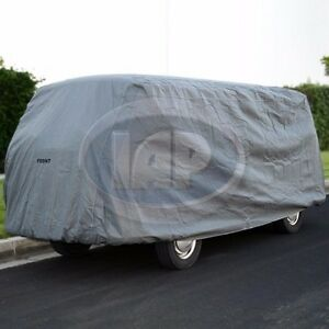 Vw Bus Deluxe 4 Layer Car Cover With Cable Lock Type 2 1950 Thru 1979 Ac100020