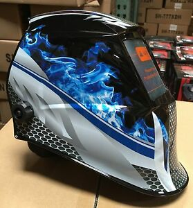 Fmt New Auto Darkening Welding Helmet Hood Certified Mask Cheater lens ready