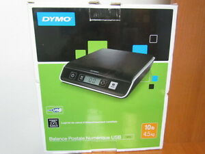 Brand New Dymo Digital Usb Postal Scale M10 10lb 4 5kg