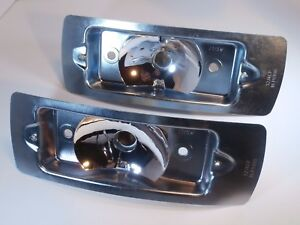 Vw Bus T2 Front Turn Signal Bulb Holder Set Of 2 Left Right Pair Dual Contact