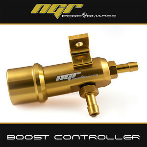 Ngr Boost Controller 0 60psi Click Function Fine Tuning Adjustment gold