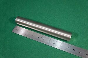 38mm Dia Titanium 6al 4v Round Rod 1 5 X 10 Ti Gr 5 Bar Grade 5 Solid Metal