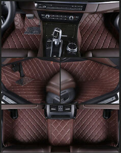 Red Car Floor Mats In Stock Replacement Auto Auto Parts