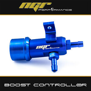 Ngr Boost Controller 0 60psi Click Function Fine Tuning Adjustment Blue