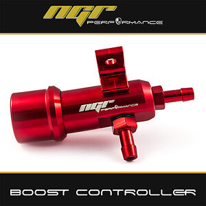 Ngr Boost Controller 0 60psi Click Function Fine Tuning Adjustment Red
