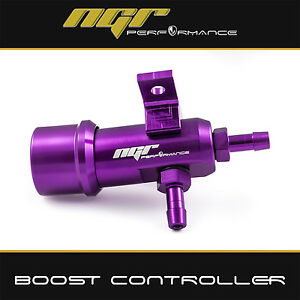 Ngr Boost Controller 0 60psi Click Function Fine Tuning Adjustment Purple