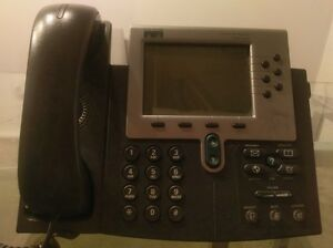 Cisco 7960 Voip Office Phone