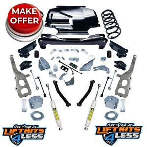 Superlift K864 4 Suspension Lift Kit 05 07 Jeep Grand Cherokee 4wd