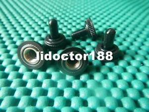 200pcs Miniature Toggle Switch Boot Waterproof Cover cap New