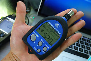 Rion Ultra Mini Pocket Nl 27 Professional Sound Level Meter 20hz 8khz 30db 130db