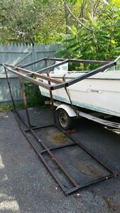 Small Pick Up Truck Ladder Rack