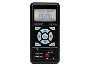Handheld Switching Mode Power Supply 0 3 30 Vdc 0 3 75 A Max With Lcd Disp