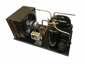 Indoor Air cooled Condensing Unit 1 Hp High Temp R404a 220v nt6222gkv2