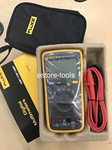 New Fluke 15b F15b Digital Multimeter Meter New Led Backlight