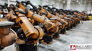 50 Complete Kuka Kr150 200 Robot Systems W Krc2 Controllers