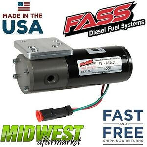 Fass Replacement Fuel Pump For 2003 2004 Dodge Ram 2500 3500 5 9l Cummins Diesel