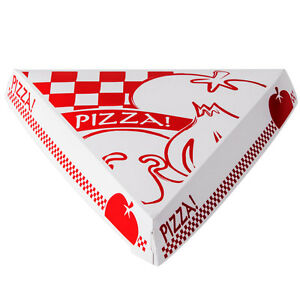 Pizza Wedge Box One Slice Pizza Box 400 case
