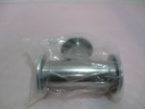 Mks 100314606 Tee Nw50 Sst Tumble 3 way Vacuum Pipe 416802