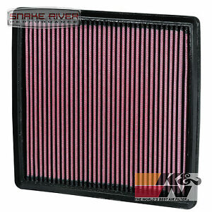K N Replacement Oem Drop In Air Filter For 14 21 Toyota Tundra Sequoia 33 5017