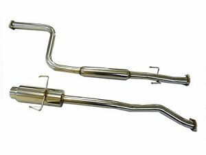 Obx Catback Exhaust Fits 90 91 92 93 Honda Accord F20a 2dr Cpe 4dr Sdn Type R