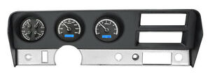1970 1972 Pontiac Gto Lemans Dakota Digital Vhx Instruments Gauge Cluster
