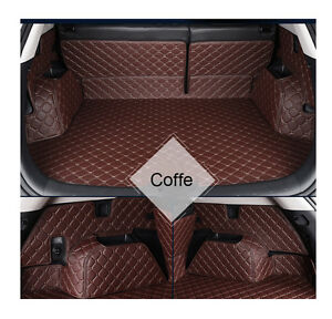 Trunk Mat Cargo Boot Liner Auto Car Waterproof For Jeep Grand Cherokee 2011 2017