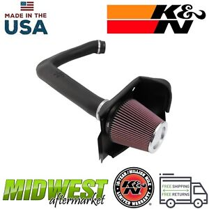 K N Cold Air Intake Performance Kit For 2011 2018 Dodge Charger Challenger 3 6l