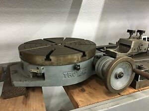 Troyke R15 15 Rotary Table