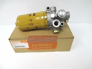 Hitachi Oil Filter Assembly 4629717 Oem New In Package Tractor Backhoe