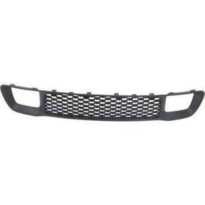 2014 2015 Jeep Grand Cherokee Front Bumper Grille Lower Black