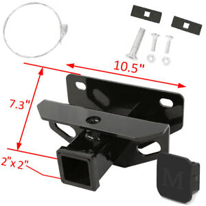 Class 3 Receiver Trailer Tow Hitch For 2003 2015 Dodge Ram 1500 2500 3500
