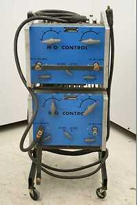 2100h Custom Arc Welder For Robot Test Cell 390a At W Cables