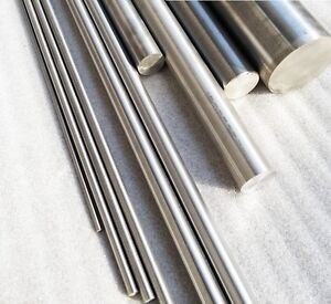 1 Pcs Titanium Grade 5 Rod Round Bar Od 32mm Length 300mm e0g32 Gy