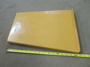 Ford Plate Panel New Tractor Backhoe D8nn D618 Ab12z Construction