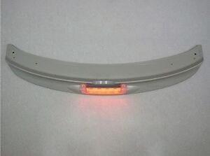 Rear Spoilers With Light Fit For Toyota Corolla Altis 2014