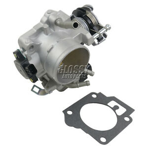 Cable Drive Throttle Body For Honda Accord Dx Lx Ex 2 4l 2003 05 16400 Raa A62