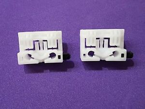 10 14 Chevrolet Cruze Volt Window Regulator Repair Clips Left Or Right Front