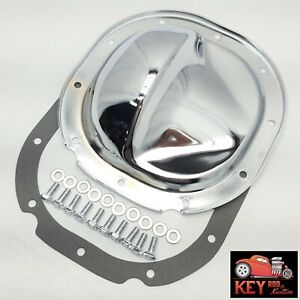 Ford Chrome 8 8 10 Bolt Rear Differential Cover F 150 Explorer Mustang Gasket