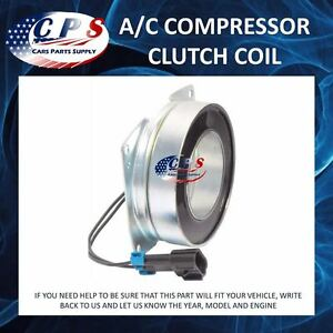 A C Ac Compressor Clutch Coil Fits York Models 2 Wire 12 Volt