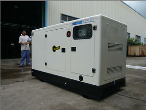 30 Kva 24kw Perkins Engine Diesel Power Generator With Epa For Usa And Canada