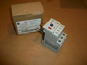 Allen Bradley Overload Relay 193 ed1bb Series C New In Box