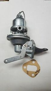 Jeep Willys Mb Ford Gpw Fuel Pump With Hand Primer Cj2a G503