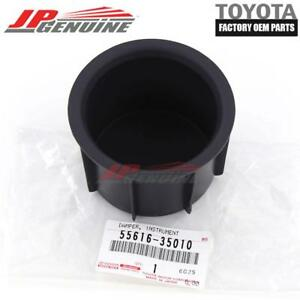 Genuine Oem 07 14 Toyota Fj Cuiser Console Cup Holder Insert 55616 35010 New