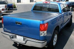 Bakflip G2 Folding Tonneau Cover For 07 18 Toyota Tundra 6 6 Bed Cover 226410