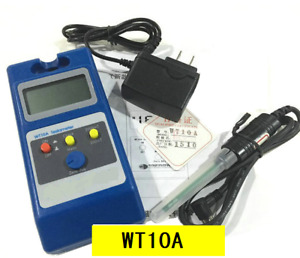 Quality Wt10a Digital Gauss Meter surface Magnetic Field Tester tesla Meter new