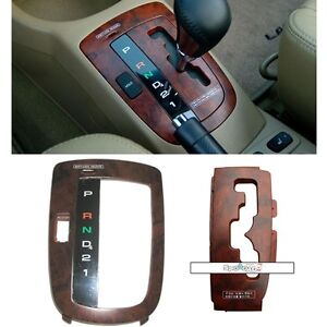 A t Change Lever Step Cover Set Wood For Optra lacetti suzuki Forenza 2003 2007